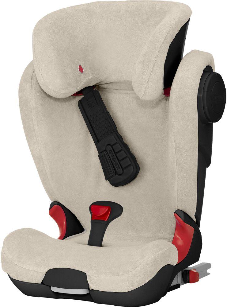 Britax & Romer Kidfix II Xp/kidfix II Xp Sict Tapicerka letnia Beige (2000025101) 2000025101 Bērnu sēdeklīšu aksesuāri