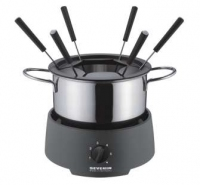 Severin Zestaw for Fondue (FO 9237) 800W grey
