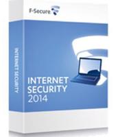 F-SECURE INTERNET SECURITY (1YEAR, 1PC) programmatūra