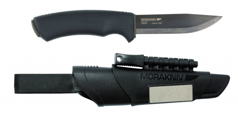 Morakniv Registered  Survival Black dārza nazis