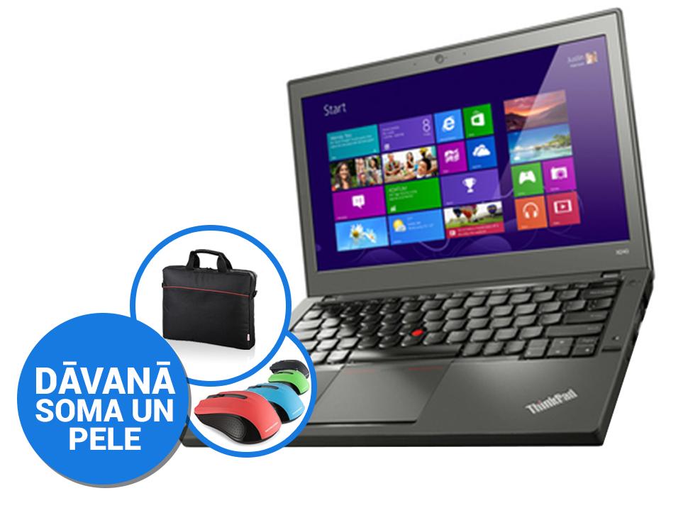 IZPĀRDOŠANA - Lenovo ThinkPad X240 13
