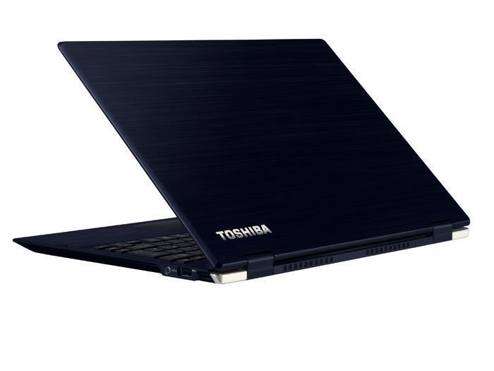 Notebook | TOSHIBA | Portege | X20W-E-116 | CPU i7-7500U | 2700 MHz | 12.5