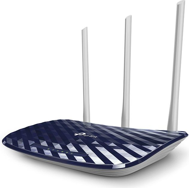 TP-Link Archer C20 Wireless Dual Band Router WiFi Rūteris