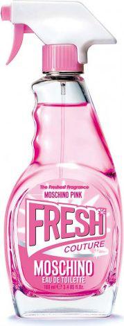 MOSCHINO Fresh Couture Pink EDT 100ml Smaržas sievietēm