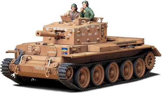 TAMIYA Centaur Mk.IV w/9 5mm Howitzer bērnu rotaļlieta