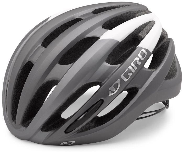 GIRO FORAY MIPS matte titanium white road helmet M (55-59 cm) (GR-7072722)