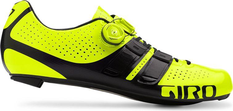 GIRO Buty meskie Factor Techlace Highlight yellow black r. 47 (GR-7090211) GR-7090211