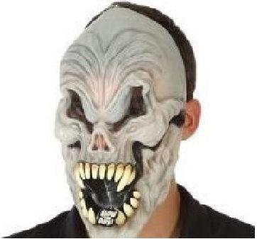 Guirca Maska Potwor Latex 299116