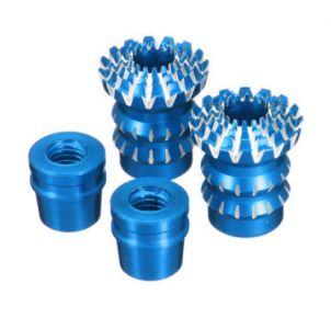 FrSky 3D M4 koncowka wtykowa do gimbali Lotus niebieska (FR/04100109) FR/04100109