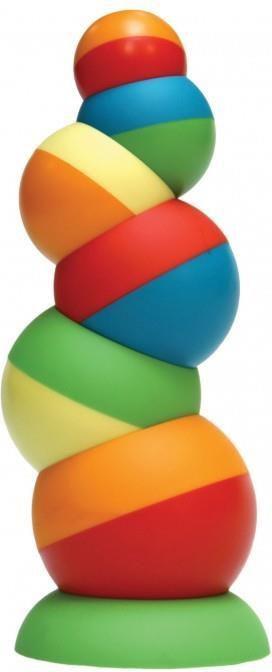 Fat Brain Toys Tobbles Kule - Wieza dla malucha - 238798 238798