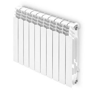 FERROLI Grzejnik aluminiowy Proteo HP600 x 98mm rozstaw 500mm 10 zeberek (747058010) 747058010