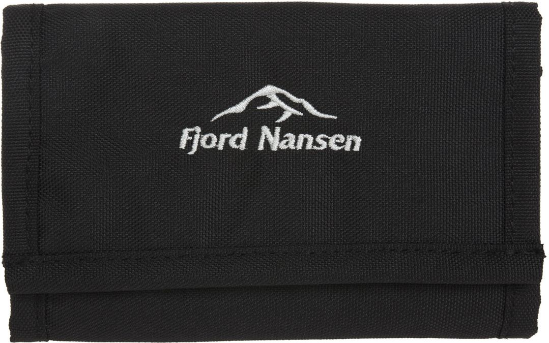 Fjord Nansen Portfel Vange czarny 5908221323609