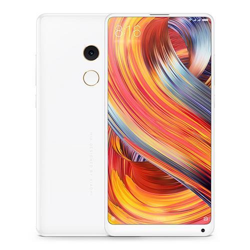 XIAOMI MI MIX 2S 6GB/64GB White Mobilais Telefons