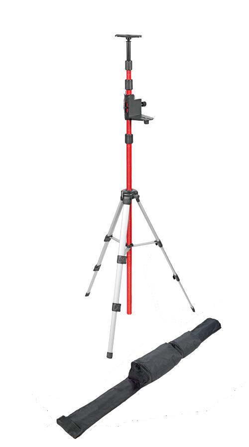 KAPRO Teleskopisks trijkajis, stativs - izvelkams lidz 4m