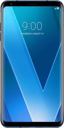 Smartfon LG V30 64G Niebieski LGH930.APOCBL Mobilais Telefons