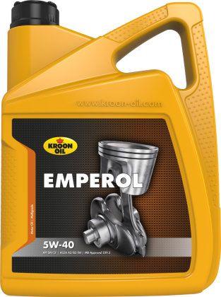 Olej silnikowy Kroon Oil Alyva KROON-OIL 5W-40 Emperol, 5L 5030326 motoreļļa