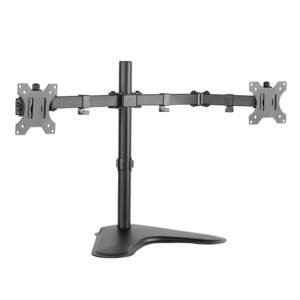 LOGILINK -Dual monitor desk stand,13-32'', max. 8 kg