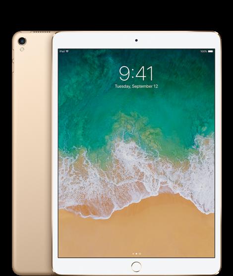 Apple iPad Pro 10.5 Wi-Fi 64GB Gold              MQDX2FD/A Planšetdators