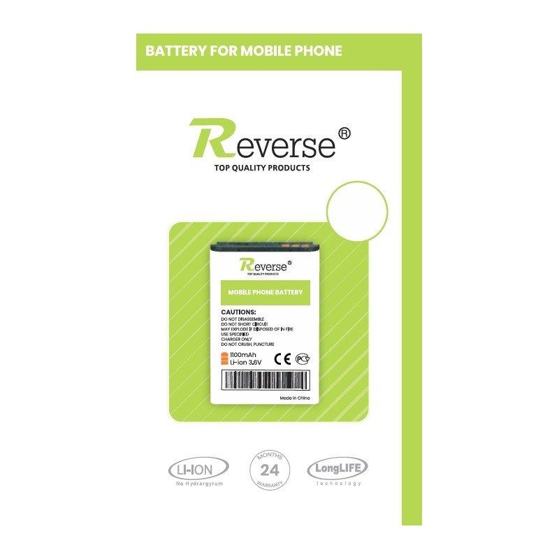 Reverse Long Life Nokia 5310 / X3-01 / 6600 Analogs Akumulators 1000 mAh (BL-4CT) akumulators, baterija mobilajam telefonam