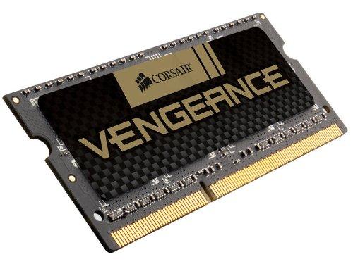 CORSAIR DDR3 1600Mhz 8GB 2x4GB SODIMM operatīvā atmiņa