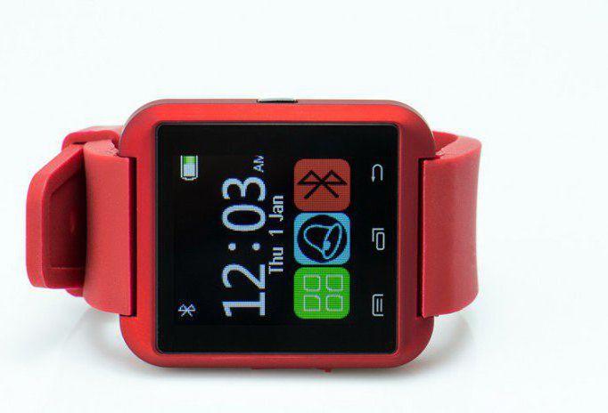 Garett Smartwatch Smart red Viedais pulkstenis, smartwatch