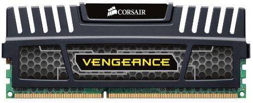 CORSAIR DDR3 1600MHZ 4GB 1x4GB operatīvā atmiņa