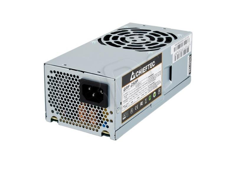 CHIEFTEC 250W TFX PSU, PFC, 230V ONLY Barošanas bloks, PSU