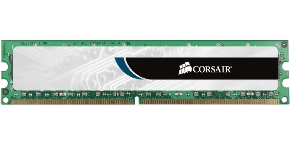CORSAIR DDR3 1600Mhz 8GB Kit 2x4GB operatīvā atmiņa