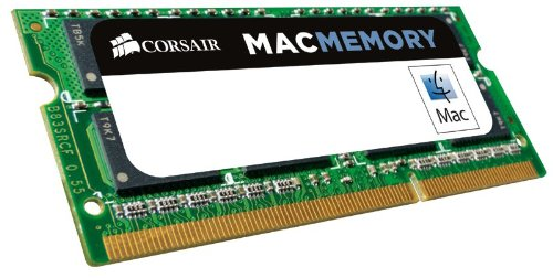 CORSAIR DDR3 4GB 1333Mhz Apple Sodimm operatīvā atmiņa