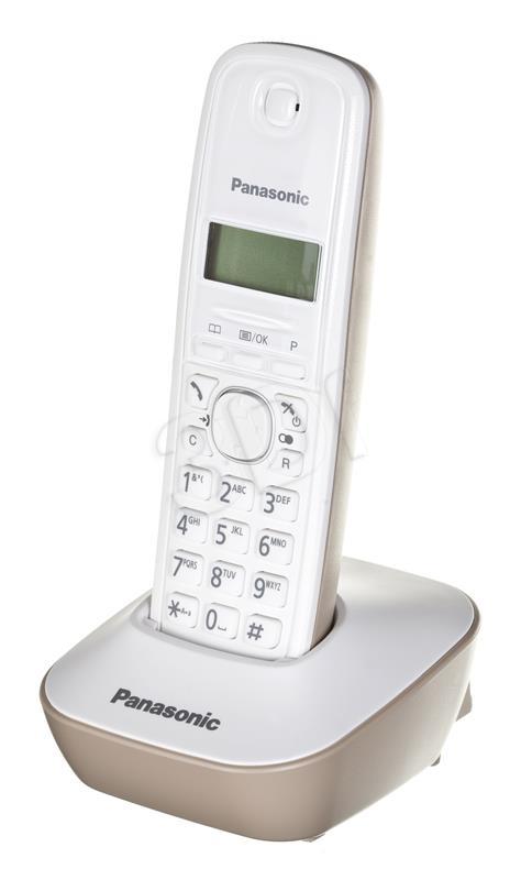 Panasonic Telefon Wireless KX-TG1611PD biay telefons