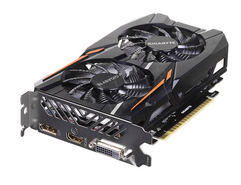 Gigabyte GeForce GTX 1050, 2GB GDDR5 video karte