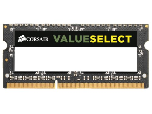 CORSAIR DDR3 1333MHz 204 SODIMM 2GB operatīvā atmiņa