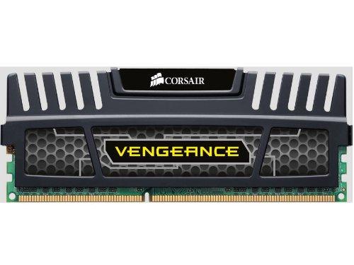 CORSAIR DDR3 1600MHZ 16GB 4x4GB operatīvā atmiņa