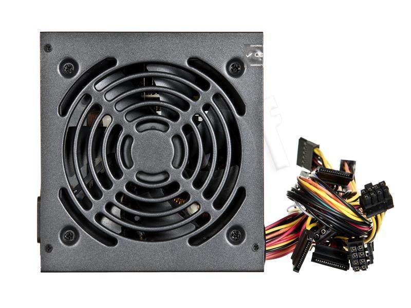 PSU AeroCool VX-750 750W, Silent 120mm fan with Smart control Barošanas bloks, PSU