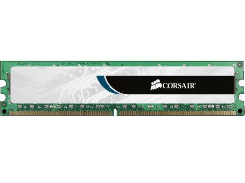 CORSAIR DDR3 1333MHz 4GB 1X4GB 240 DIMM operatīvā atmiņa