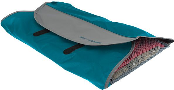 SEA TO SUMMIT Opakowanie Na Koszule Travelling Light Shirt Folder bluee r. 13L  (ATLSF)