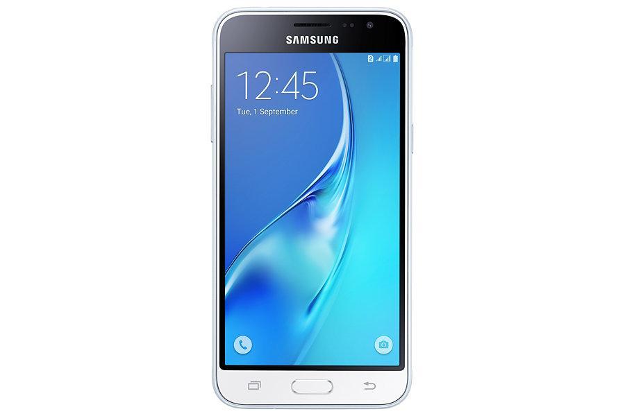 Samsung Galaxy J3 2016 J320 DualSim White Mobilais Telefons
