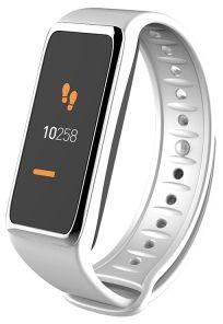 MyKronoz Smartwatch  Zefit4  80 mAh, Touchscreen, Bluetooth, Silver/ white, Activity tracker with smart notifications, Viedais pulkstenis, smartwatch