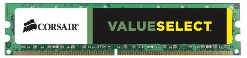 CORSAIR DDR3 1333Mhz 1X 8GB operatīvā atmiņa