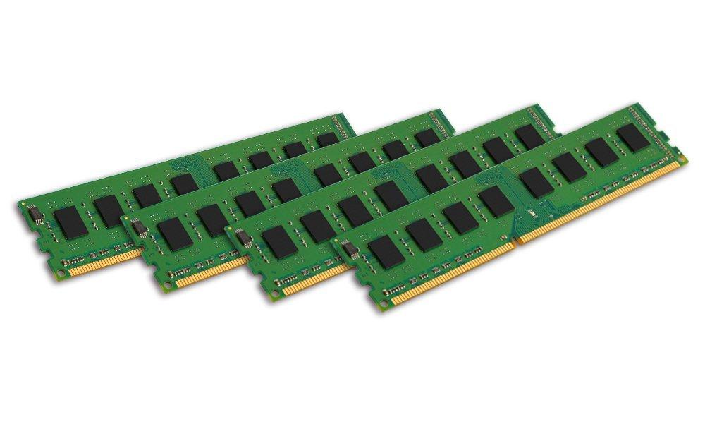 KINGSTON 32GB 4x8GB RamKit DDR3 1333MHz operatīvā atmiņa
