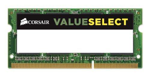 CORSAIR DDR3L 1600MHZ 16GB 2x204 SODIMM operatīvā atmiņa