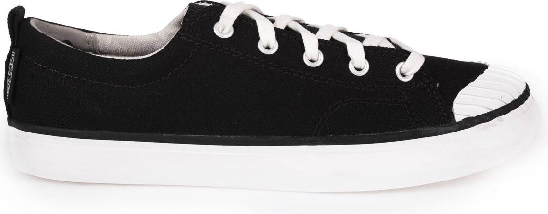 Keen Buty damskie Elsa Sneaker Black/Star White r. 40.5 (1017144) 1017144