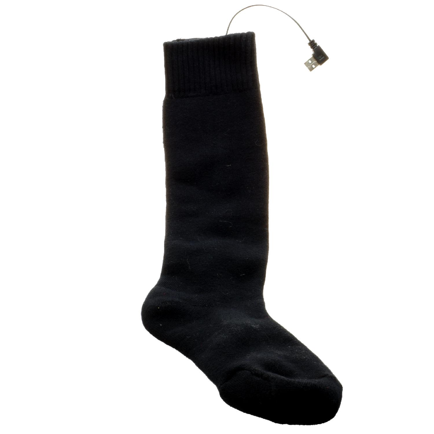 Glovii - Thermoactive socks with remote, size L