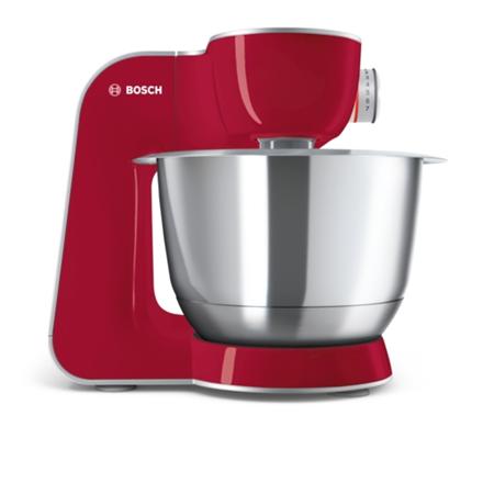 Bosch MUM 58720 CreationLine Deep Red Virtuves kombains