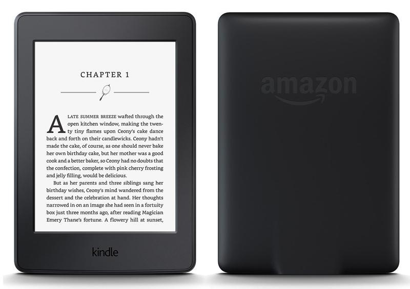 Amazon Kindle Paperwhite 3 2015, 6'' HD E-ink, 4GB, WiFi (Remontēts, garantija 3 mēneši) Elektroniskais grāmatu lasītājs