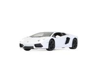 Jamara Lamborghini Aventador LP700 1:14 40MHz white (404316) Radiovadāmā rotaļlieta