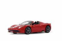 Jamara Ferrari 458 Speciale A 1:14 40MHz red (405031) Radiovadāmā rotaļlieta