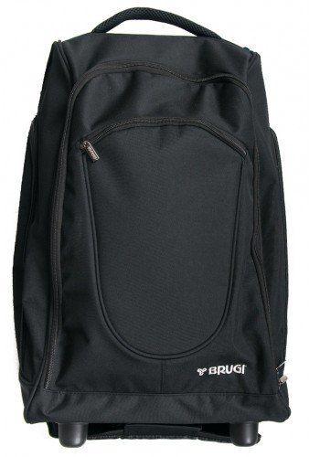 Brugi Walizka-plecak 4ZG2 500-NERO czarna 1634709