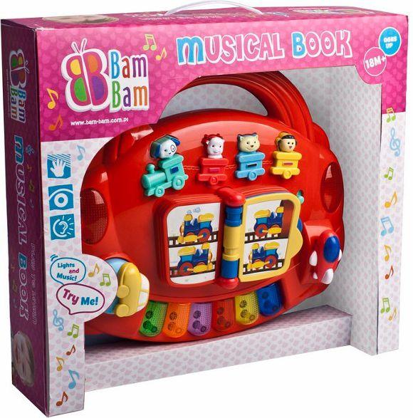 Muzyczna ksizaniczka bērnu rotaļlieta