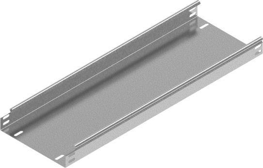 Baks Korytko kablowe cynkowane pelne 50 x 42mm 2m 0,5mm KBR50H42/2 (141505) 141505